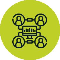 Datenverfolgung von Interessenten und Kunden